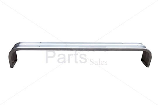 metro lite rear bumper bus part - bumpers - steel