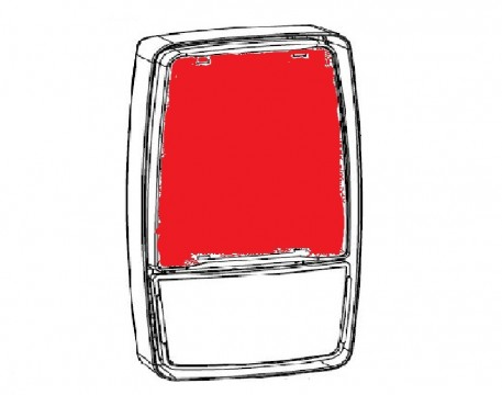 Rosco  - Flat Mirror Glass 7 x 9.5